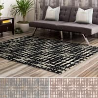 Carson Carrington Janakkala Hand-Tufted Wool/Viscose Area Rug