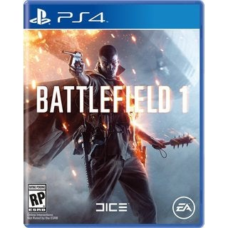 Battlefield 1-For PS4