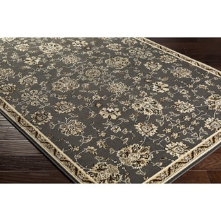 Meticulously Woven Basin Rug (6'7 x 9'6)