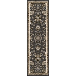 Meticulously Woven Basin Rug (2'2 x 7'6)