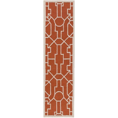 Hand-Tufted Soto Wool Blend Rug