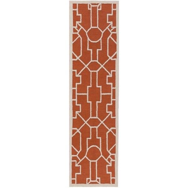 Hand-Tufted Soto Wool/ Polyacrylic Rug