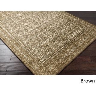 Meticulously Woven Barracks Rug (6'7 x 9'6)