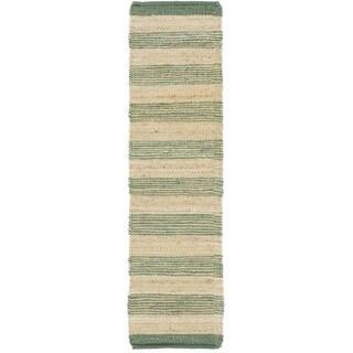 Hand-Woven Prague Jute Rug (2'3 x 8')