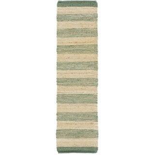 Hand-Woven Prague Jute Rug (2'3 x 10')