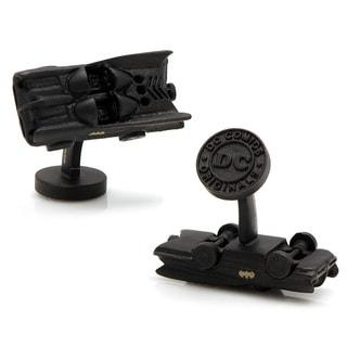 Classic Batmobile Black Brass Cufflinks