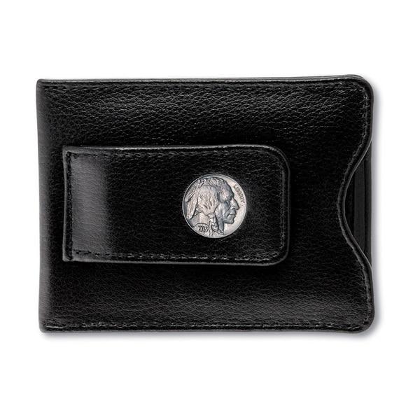 pretty nice d29d0 7e3a4 Shop American Coin Treasures Buffalo Nickel Moneyclip Wallet ...