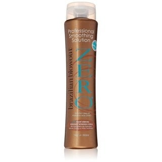 Brazilian Blowout Zero Plus 12-ounce Professional Smoothing Solution
