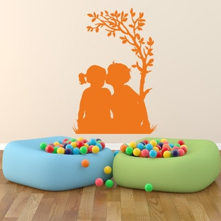 Style And Apply First Love Vinyl Mural Wall Decal
