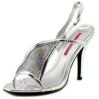 C Label Women's Milan-4 Faux Leather Sandals