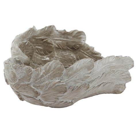 Skye Heart Large 9-inch x 9-inch x 4-inch Winged Decorative Bowl