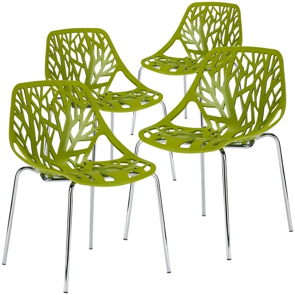 EdgeMod Birds Nest Dining Chair (Set of 4). Opens flyout.