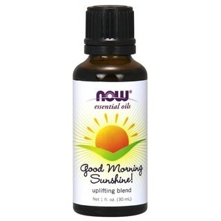 NOW Foods Good Morning Sunshine! 1-ounce Uplifting Blend Essential Oil
