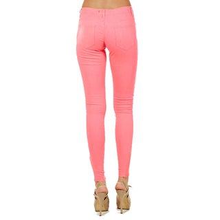Dinamit Juniors' Women's Cotton/Lycra Fashion Skinny Jeans