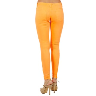 Dinamit Juniors' Women's Cotton/Lycra Fashion Skinny Jeans