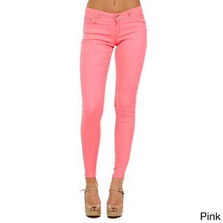Dinamit Juniors' Women's Cotton/Lycra Fashion Skinny Jeans (More options available)