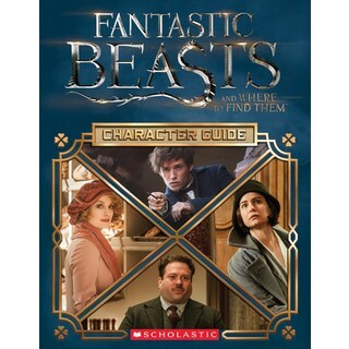 Fantastic Beasts and Where to Find Them: Character Guide (Hardcover)