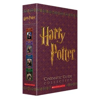 Harry Potter Cinematic Guide Collection (Hardcover)