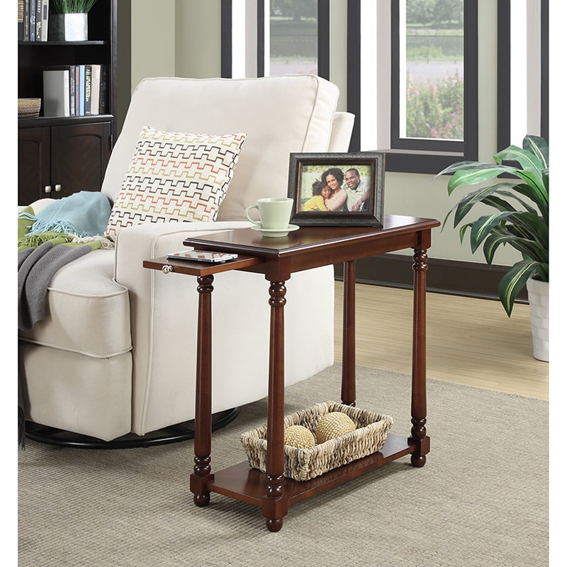 Shop Convenience Concepts French Country Regent End Table Free - Convenience concepts french country coffee table