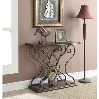 Convenience Concepts French Provence Isabella Console Table