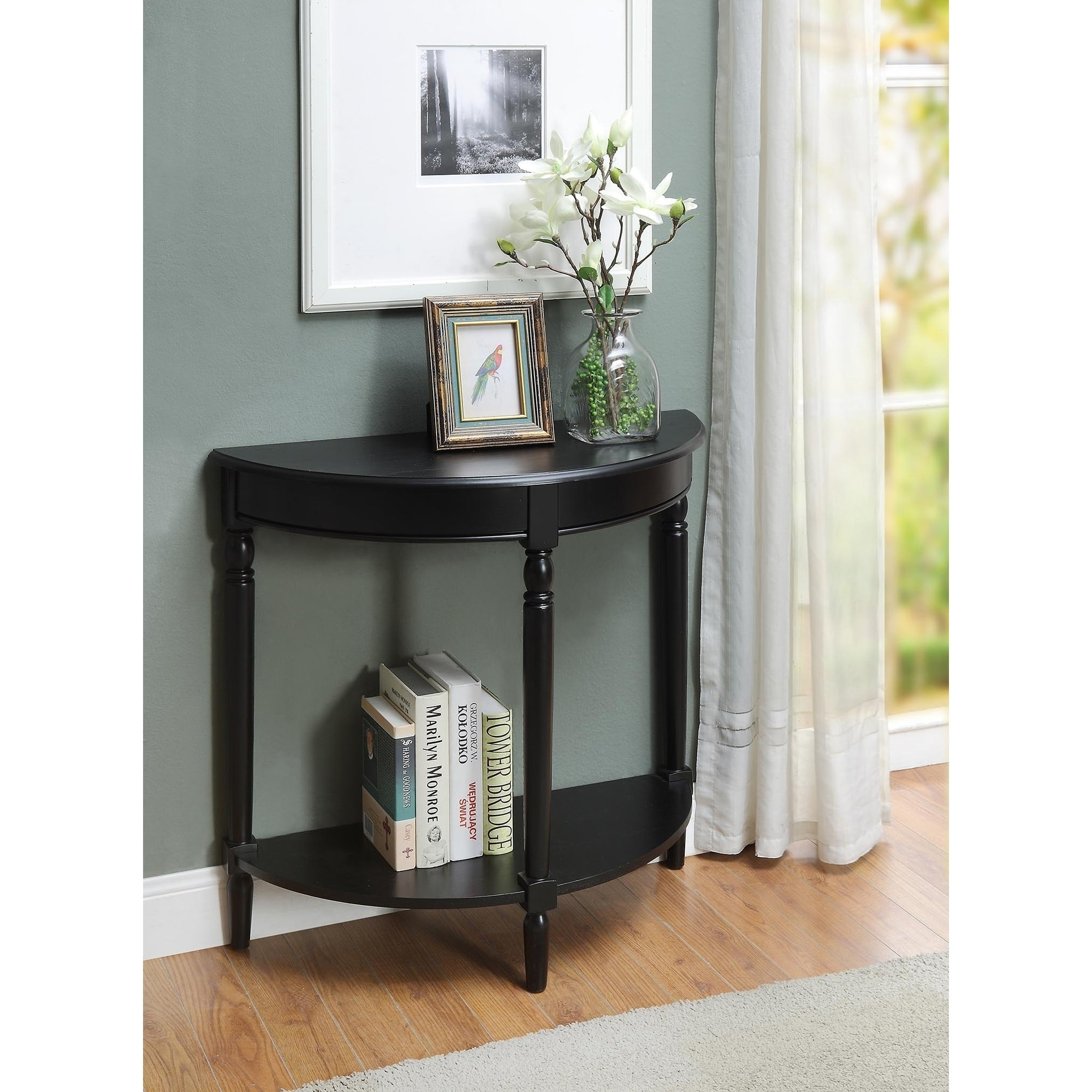 Crescent House Foyer Strood : Shop convenience concepts french country entryway table