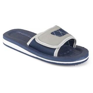 Vance Co. Men's Casual Slide Sandals