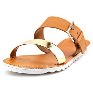 Vince Camuto Women's Motter Tan Leather Sandals