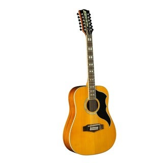 Eko Guitars 06217129 Ranger Series Vintage Reissue 12-string Dreadnought Acoustic-electric Guitar