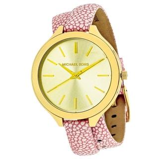 Michael Kors Women's MK2476 Slim Runway Watches