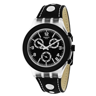 Swatch Men's SVCK4072 Black cup Watches