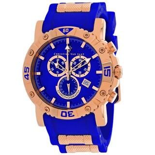 Christian Van Sant Men's CV0513 Cosenza Watches