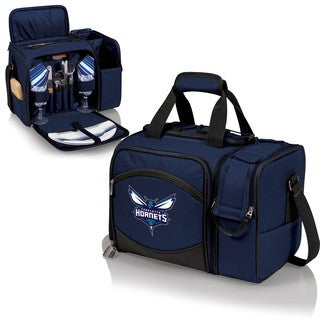 Picnic Time Charlotte Hornets Navy Fully-insulated Malibu Picnic Tote