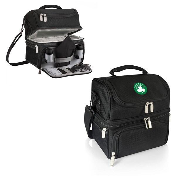 Picnic Time Pranzo Boston Celtics Black Polyester Lunch Tote
