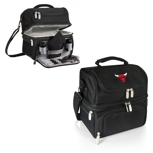 Picnic Time Chicago Bulls Polyester Unisex Pranzo Lunch Tote