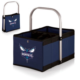 Picnic Time Charlotte Hornets Navy Foldable Urban Basket