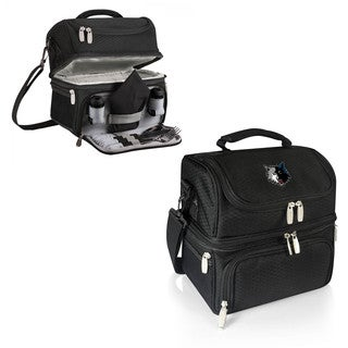 Picnic Time Minnesota Timberwolves Black Polyester Pranzo Lunch Tote