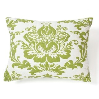 Delilah Green Cotton Sham