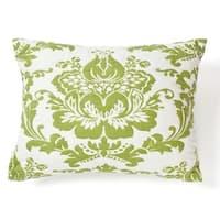 Delilah Green Cotton Sham