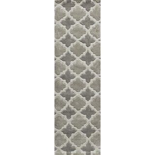 Hand-Tufted Paloma Polyester Rug (2'3 x 8')