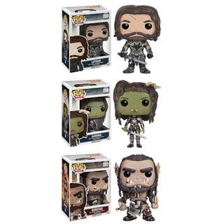 Funko Warcraft POP! Movies Collectors Set