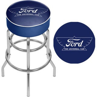 Ford Padded Swivel Bar Stool - The Universal Car