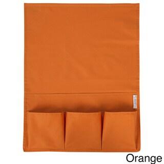 South Shore Storit Black/Pink/Beige/Orange Polyester Canvas Bedside Storage Caddy
