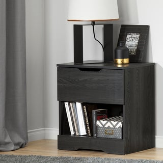 South Shore Holland Laminate 1-drawer Nightstand