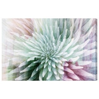 Canyon Gallery 'Muted Bloom' Canvas Art