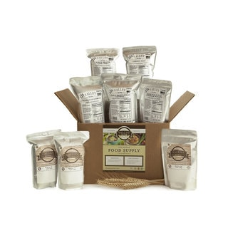 Valley Food Storage LLC 18-inch x 14-inch x 14-inch 1-month Food Supply Value Kit