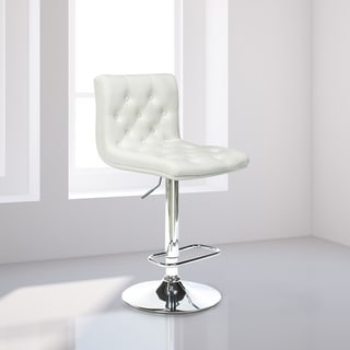 Dano GM123 Chrome and Leatherette Stool