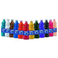 Prang Assorted Washable Paint (Pack of 12)