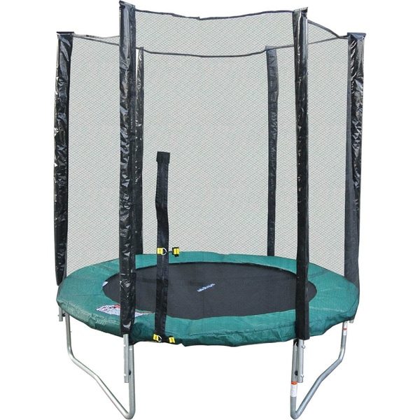 Super Jumper 6-foot Trampoline Combo With Safety Net