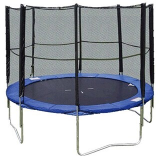 Super Jumper 10-foot Trampoline Combo With Safety Net