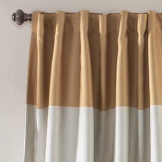 Gold Curtains & Drapes - Shop The Best Deals For Apr 2017